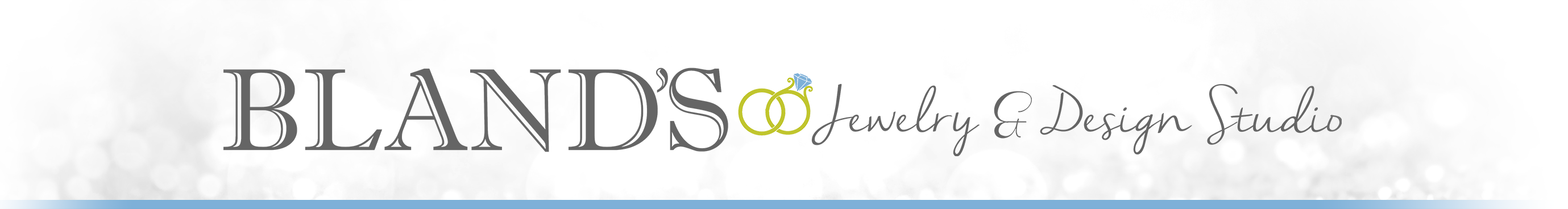 Bland's Jewelry and Design Studio Logo